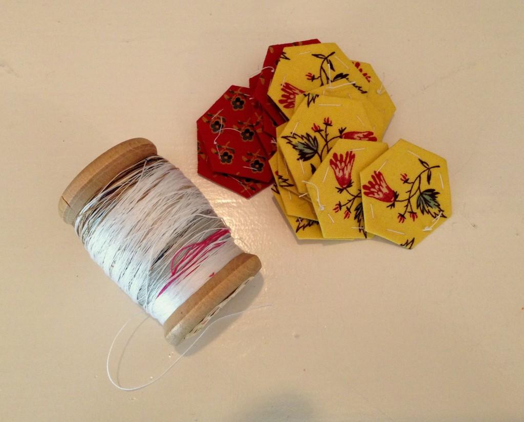 Basting thread