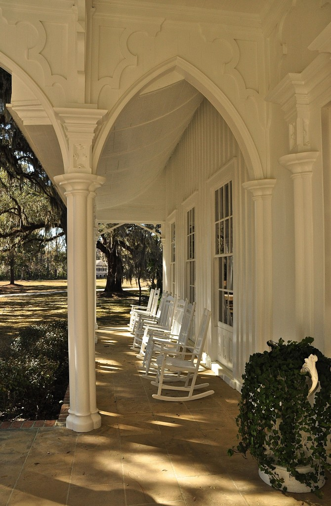 Rosehill Porch 2013